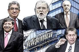 Publican sentencia del Tribunal Constitucional sobre caso Telefónica.