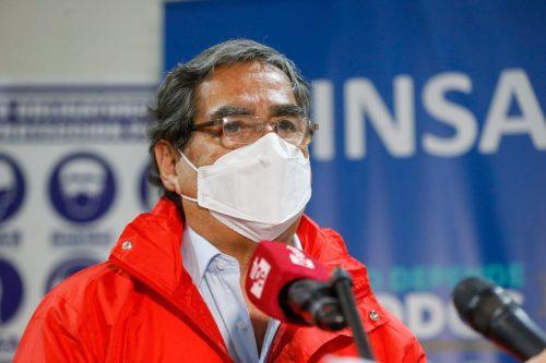 Decreto de urgencia permite atender demandas de servidores de salud por trabajo de riesgo
