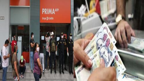 AFP: ESTE ES EL CRONOGRAMA PARA SOLICITAR EL RETIRO DE HASTA 17,600 SOLES DESDE ESTE JUEVES
