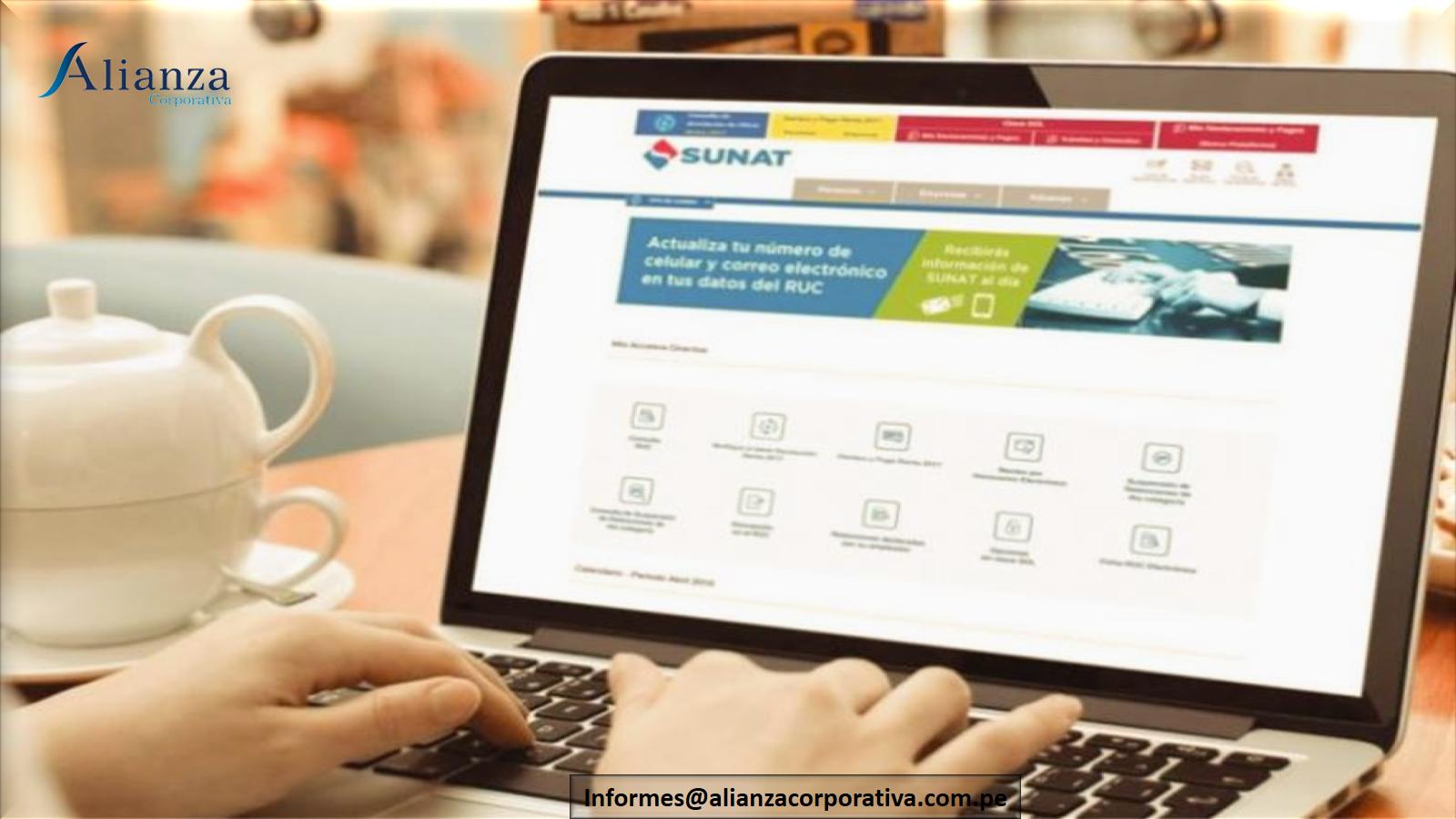 Sunat: Bancos reportarán en setiembre información de cuentas por encima de S/ 30,800