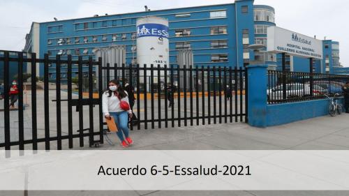 APRUEBAN RÉGIMEN DE RECUPERACIÓN DE DEUDAS POR PRESTACIONES DE ESSALUD